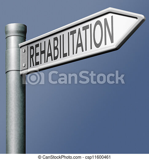 rehabilitation - csp11600461
