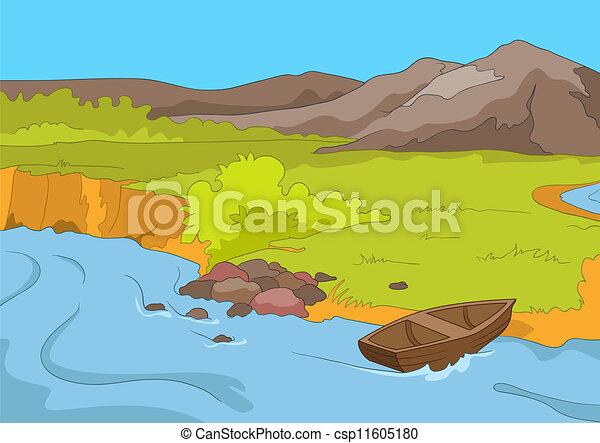 Lake Shore - csp11605180