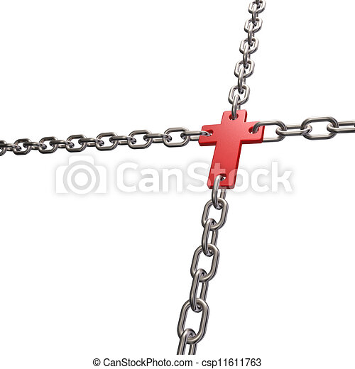 christian cross - csp11611763