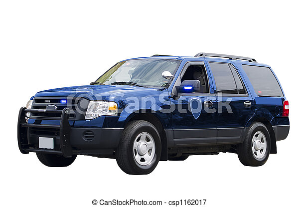 Government Vehicle Isolated - csp1162017