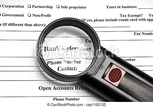 Bank reference - csp1162132