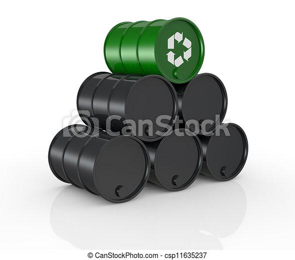 green energy - csp11635237
