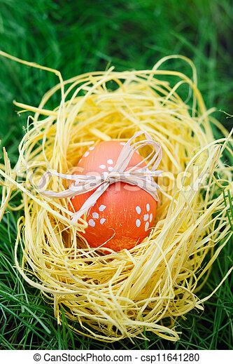 Easter egg - csp11641280