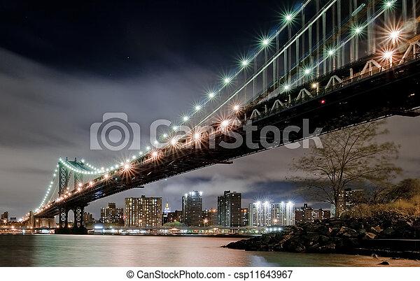 Bridzs,  Manhattan - csp11643967