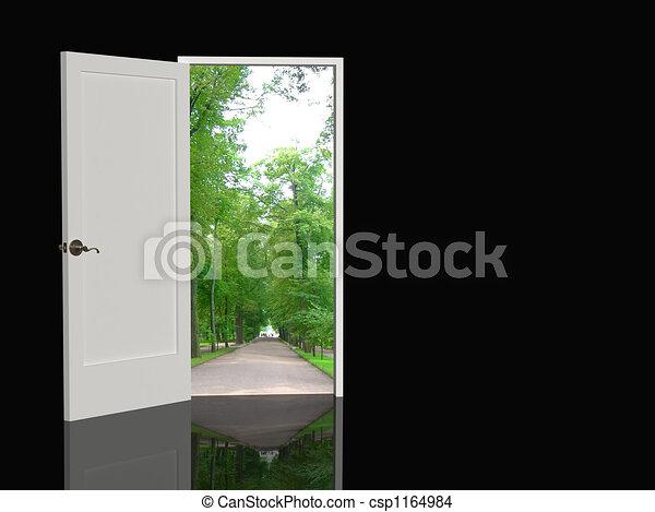 Door - csp1164984