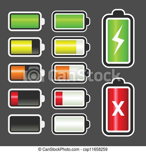 Battery Level Indicator Kit - csp11658259