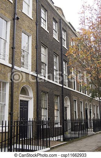 Historic Home of author Sydney Smit - csp11662933