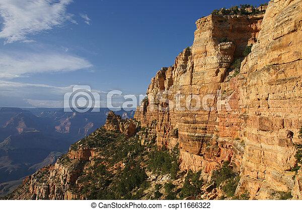 Grand Canyon National Park (South Rim), Arizona USA - View 7 - csp11666322