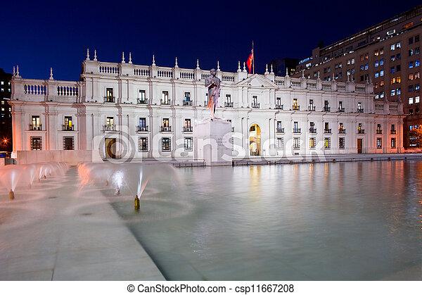 Palacio de la Moneda,