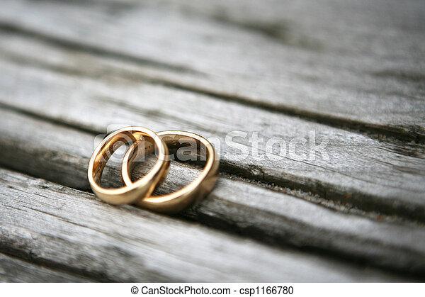 戒指, 婚禮 - csp1166780