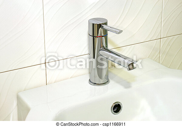 Stock Photography Of Faucet Close Up Water Faucet In