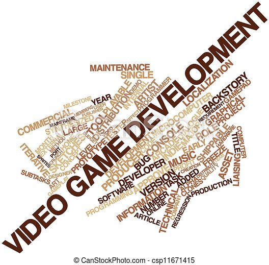 video game development