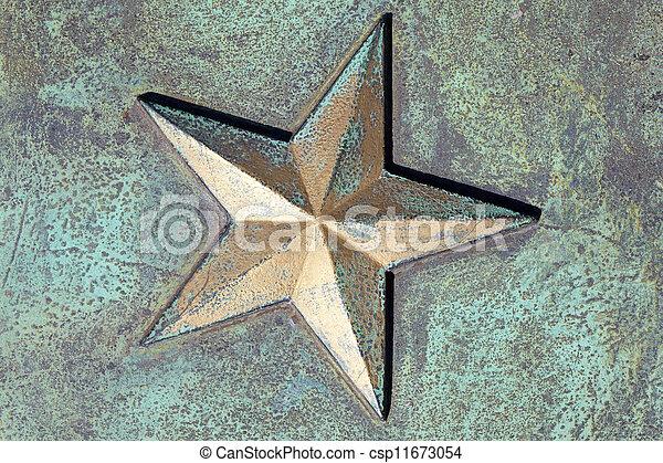 stock bilder von goldenes stern auf rostiges metall hintergrund csp11673054 suchen sie. Black Bedroom Furniture Sets. Home Design Ideas