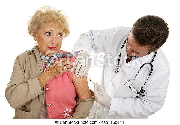 Vaccine - Preventive Medicine - csp1168441