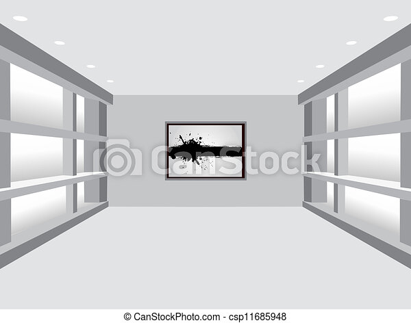 interior design vector illustration csp11685948
