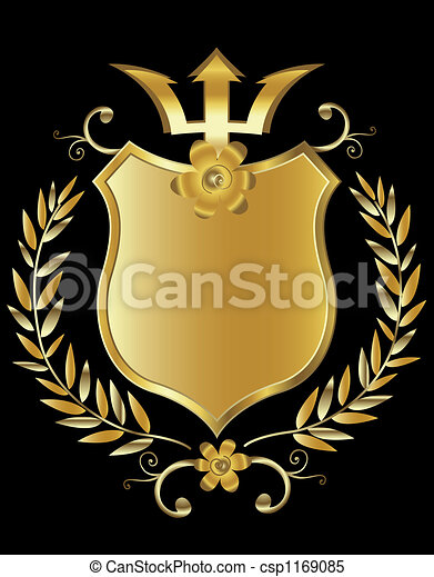 golden shield - csp1169085