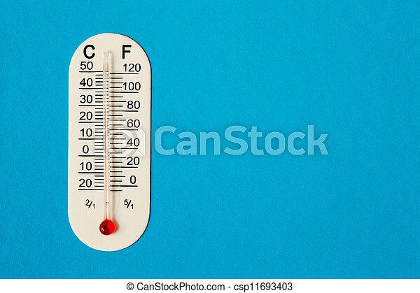Thermometer - csp11693403