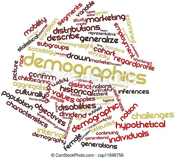 Demographics - csp11696756