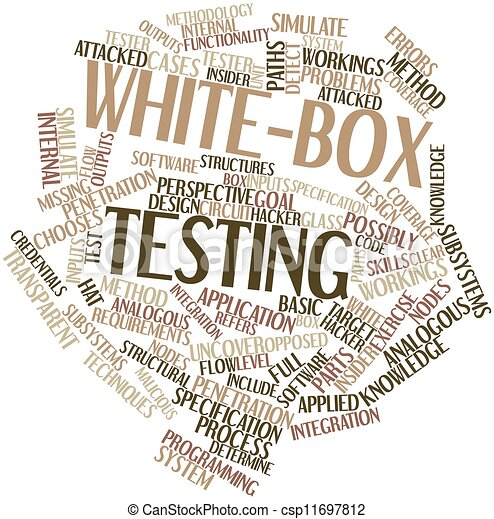 White-box testing - csp11697812