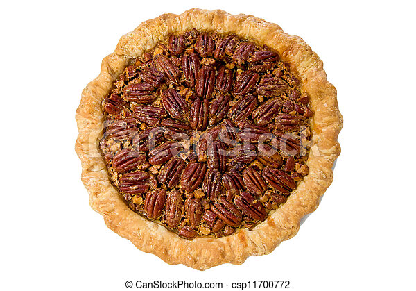 Pecan Pie Clip Art Picture of Whole Pecan...