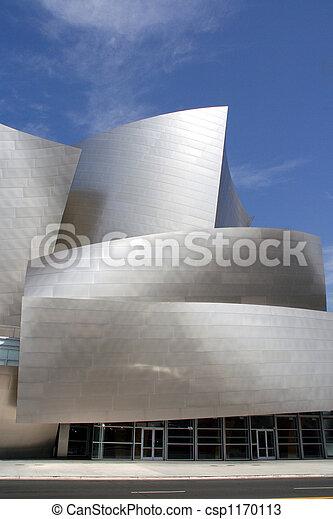 Modern architecture - csp1170113
