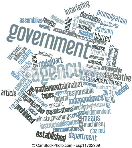 Government agency - csp11702969