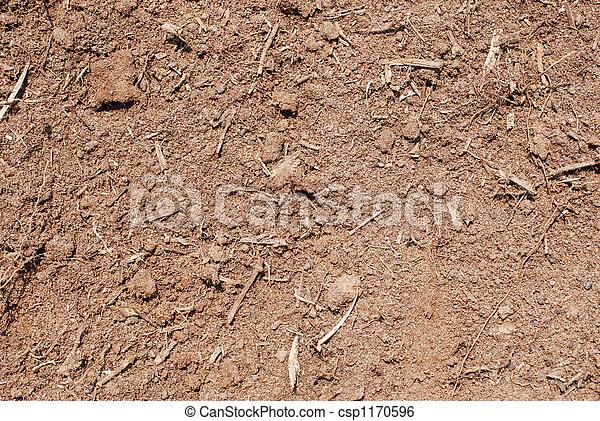 Dirt Background - csp1170596