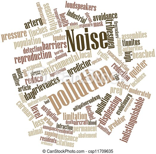 Noise Pollution Posters To Draw Word cloud for Noise pollutionNoise Pollution Posters To Draw