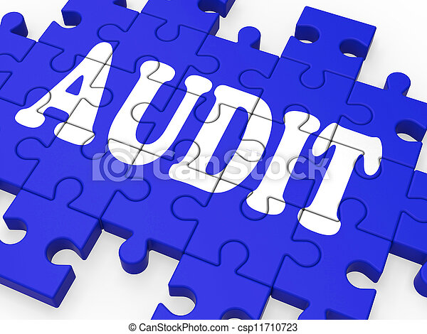 stock photo of audit puzzle showing auditor inspections free piggy bank pictures clip art piggy bank clip art free download