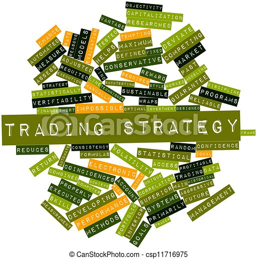Option trading strategies using vector terminology