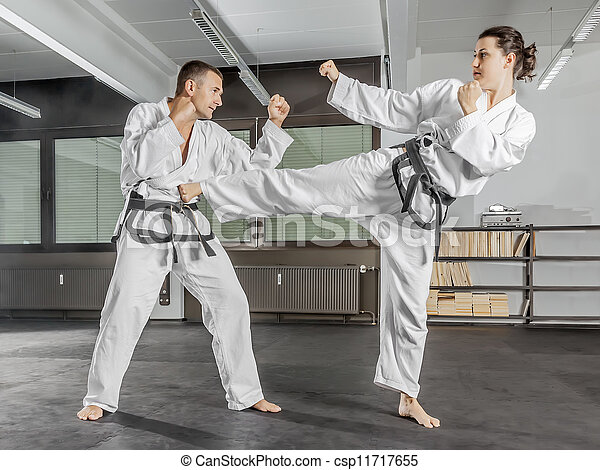 Stock Images of martial arts master - An image of a martial arts master