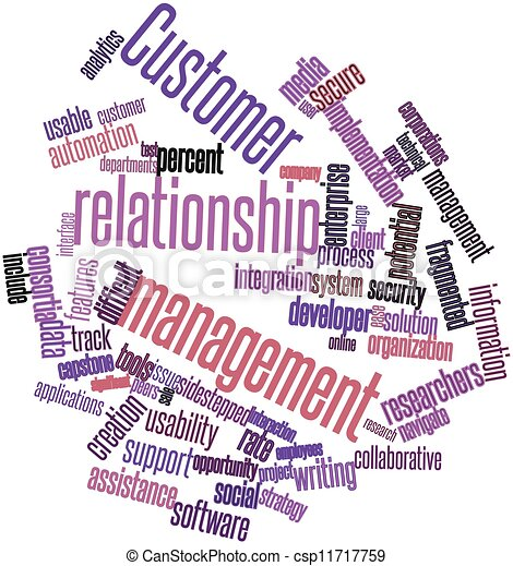 """customer relationship management abstract Abstract there is a word that is beginning to be more and more important for society and companies, and this word is """"community"""" in today's virtual social networks, people seek to replicate their real world society — they need a virtual community too."""