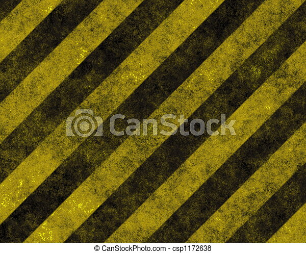 Hazard Danger Background - csp1172638