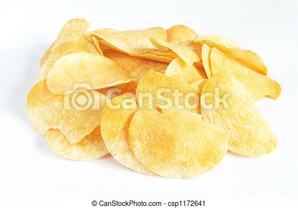 Potato Crisps - csp1172641