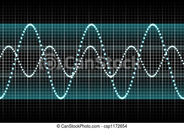 Sound Equalizer Rhythm Music Beats - csp1172654