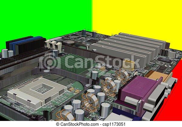 Motherboard - csp1173051