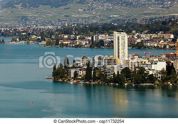 geneva lake view - csp11732254
