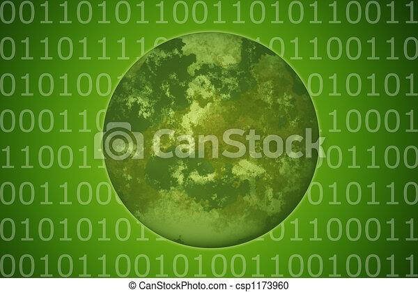 Environment Friendly Technology - csp1173960