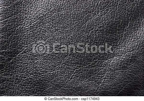 Macro of leather material - csp1174943