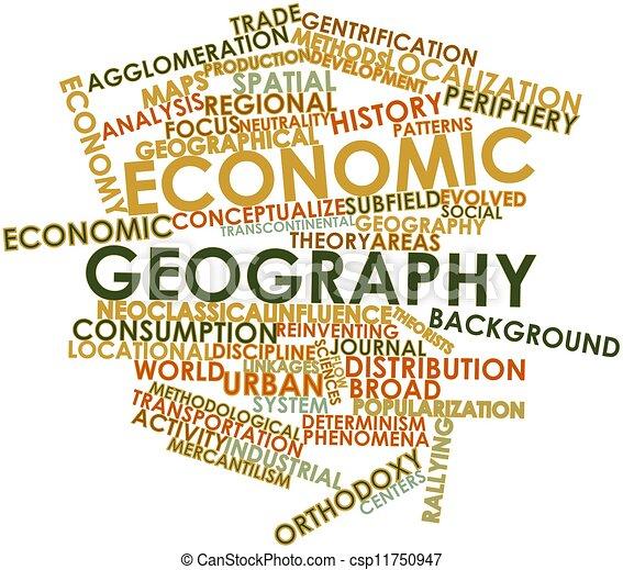 جغرافیه اقتصادی جهان