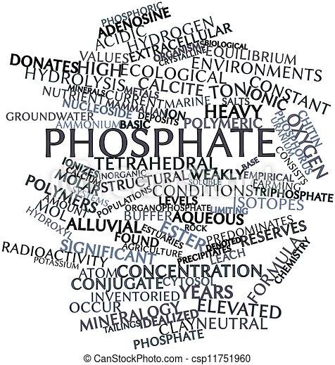 Phosphate Clip Art