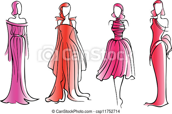 Learn To Draw Fashion Clothes
