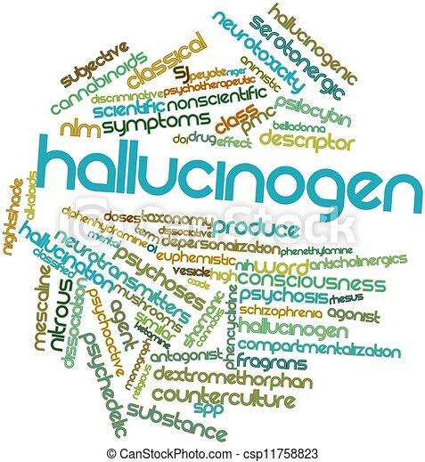 Hallucinogen - csp11758823