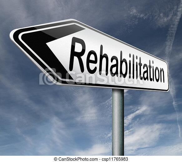 rehabilitation - csp11765983