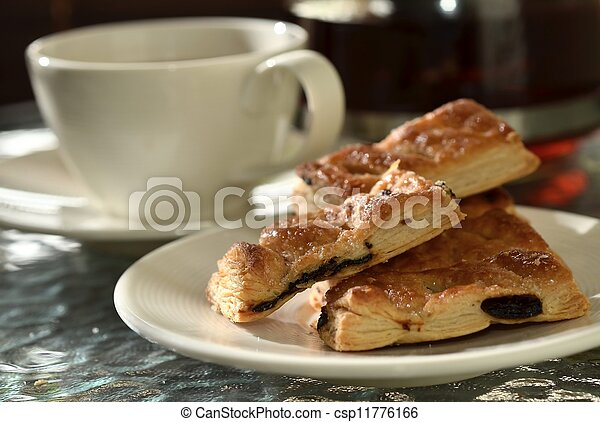 A photo series illustrating a tea break. Tea served with biscuits as the meal.  Taken in outdoor and indoor environment. Great images for food and beverages and can also serve as illustration for rela - csp11776166