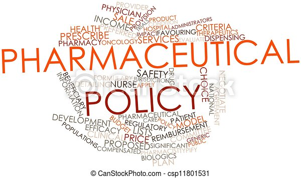Pharmaceutical policy - csp11801531
