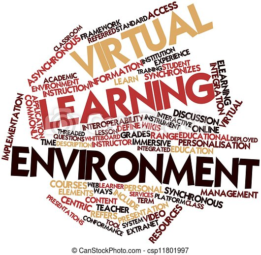 Virtual learning environment - csp11801997