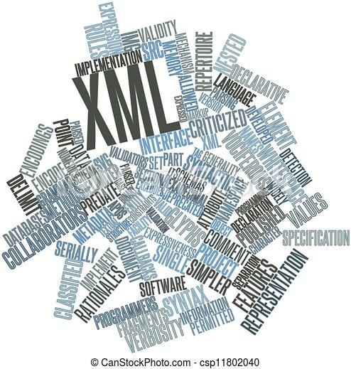 Xml - csp11802040
