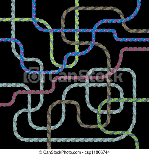abstract navigation scheme  - csp11806744