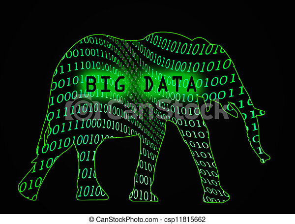 Big Data - csp11815662